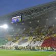 Juventus-Real Madrid, Antonio Conte partecipa alla coreografia 03