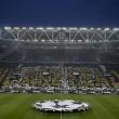 Juventus-Real Madrid, Antonio Conte partecipa alla coreografia 05