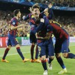 VIDEO YouTube. Messi, gol a cucchiaio in Barcellona-Bayern: Boateng-Neuer a terra 08