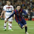VIDEO YouTube. Messi, gol a cucchiaio in Barcellona-Bayern: Boateng-Neuer a terra 09