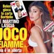 Belen Rodriguez, Stefano De Martino la lascia dopo gli incontri con Borriello