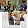 Ilary Blasi e Francesco Totti alla Comunione dei figli Cristian e Chanel03