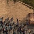 """""""Riot"""", videogioco per No Expo e No Tav: assalto banca, auto polizia in fiamme 11"""