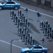 """""""Riot"""", videogioco per No Expo e No Tav: assalto banca, auto polizia in fiamme 05"""
