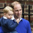 VIDEO YouTube: William e George vanno a trovare Kate Middleton e la Royal Baby