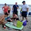 Oak Island, attaccati da squalo: due ragazzini perdono un braccio 05