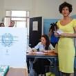 Agnese Renzi Landini senza mutande06