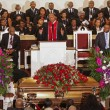 B.B. king, canti gospel ai funerali del re del blues10
