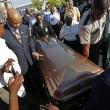 B.B. king, canti gospel ai funerali del re del blues