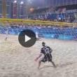 Beach soccer Sabir Allahguliyev e i gol spettacolari in rovesciata (5)