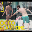Claudio Marchisio palpatina hot sul lato b della moglie Roberta Sinopoli