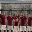 As Roma prima maglia 2015-2016: FOTO. Ispirata ai centurioni, è già in vendita