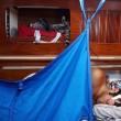 Matt e Jessica Johnson, giro del mondo in barca con la gatta FOTO 2