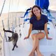 Matt e Jessica Johnson, giro del mondo in barca con la gatta FOTO 6