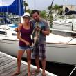 Matt e Jessica Johnson, giro del mondo in barca con la gatta FOTO 8