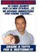 Gianluca Buonanno (Lega Nord), minacce di morte sulla tomba di famiglia 01