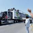 Juventus-Barcellona: tifosi bianconeri affittano bus e girano per Berlino05