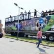 Juventus-Barcellona: tifosi bianconeri affittano bus e girano per Berlino06
