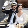 Svezia, il principe Carl Philip sposa la star reality Sofia03