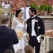Svezia, il principe Carl Philip sposa la star reality Sofia07