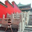 """Pechino, modelle nude nella Città Proibita. Proteste sul web: """"FOTO oltraggiose"""""""
