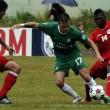 New York Cosmos giocano a calcio contro nazionale cubana