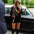 """Cara Delevigne a Berlino per presentare il film """"Paper Towns"""" FOTO 5"""