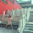 """Pechino, modelle nude nella Città Proibita. Proteste sul web: """"FOTO oltraggiose""""0"""