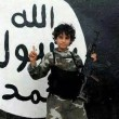 Ragazzino reclutato dall'Isis
