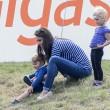 Kate Middleton e il principino George giocano sul campo di polo FOTO 5