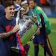 Leo Messi (foto Ansa)