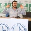 """Matteo Salvini all'arcivescovo Scola: """"Buoni cristiani sì, ma non fessi"""""""