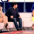 "Cristina Buccino hot a Tiki Taka. T-shirt ""tagliata"" e Massimo Ferrero... 05"