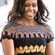 Michelle Obama all'Expo visita il padiglione Italia: abito Missoni FOTO 6