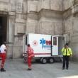 """Tiburtina Roma e Stazione Milano """"campi profughi"""": accampati aspettando il Nord01"""