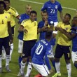 VIDEO YouTube - Brasile-Colombia 0-1: decide Murillo. Neymar e Bacca espulsi 06
