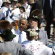 G7: Merkel fa gli onori di casa, Obama beve birra12