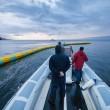 Pulire l'oceano dai rifiuti in plastica: progetto di Boyan Slat, 20 anni FOTO 3