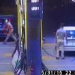 Palermo, accoltella e rapina benzinaio: minorenne bloccato da poliziotto