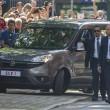 Papa Francesco a Torino visita il tempio valdese FOTO