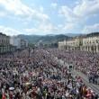 Papa Francesco. Torino: Sindone, Marchionne, disoccupati, immigrazione - Diretta
