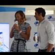 Federica Pellegrini e Filippo Magnini giocano con shampoo...che tristezza VIDEO