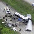 Video YouTube - Usa, incidente Pennsylvania: tir contro bus di italiani. 3 morti 5