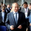 """Putin a Expo scherza con Renzi: """"Italia grande partner della Russia02"""