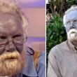 """VIDEO YouTube - """"Paul Grande Puffo"""": storia dell'uomo che aveva la pelle blu 05"""
