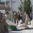 Matteo Renzi, mimetica e jeans durante visita a Herat in Afghanistan12