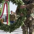 Matteo Renzi, mimetica e jeans durante visita a Herat in Afghanistan07