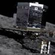 Rosetta, trovato ghiaccio d'acqua su superficie cometa 6