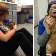 VIDEO YouTube - Russell, gatto infermiere: aiuta gli animali in clinica FOTO7