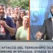 """Isis, ragazzo: """"Islam sotto attacco"""". Salvini: """"Prendi gommone e vattene"""" VIDEO"""
